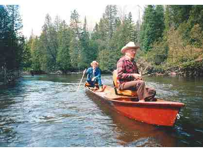 Fly Fishing Trip With Fly Fishing Expert Bob Summers & MyNorth's Jeff Smith