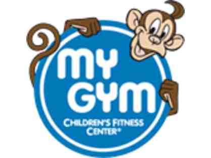 ONLINE: Family Membership at My Gym and Four (4) Weeks of Classes