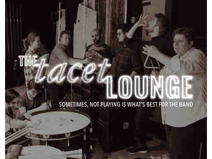 An Evening with the LGBAC Percussion in the Tacet Lounge