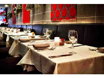 $75 Gift Certificate for Dinner at Etcetera Etcetera