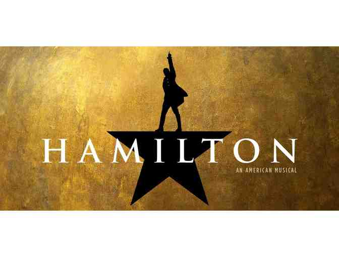 Tickets to the Broadway Musical  'Hamilton' and Backstage Tour