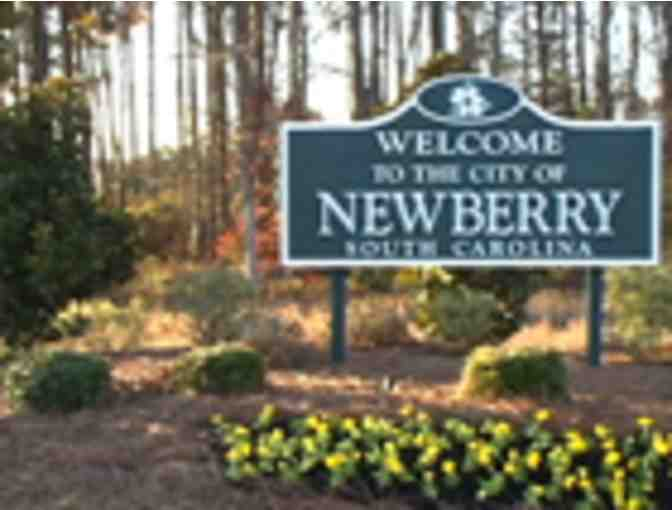 Newberry, South Carolina Vacation