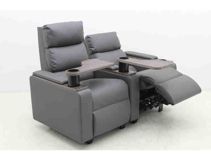 Real Cinema Seating for Your Home Theatre