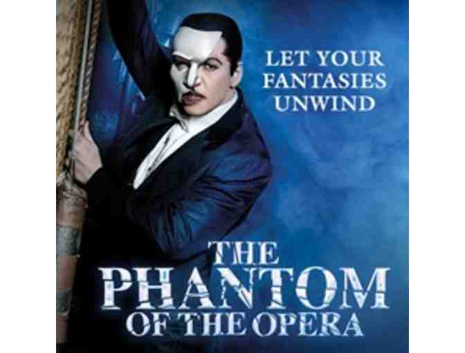 A Pair of Tickets to Broadway's PHANTOM OF THE OPERA