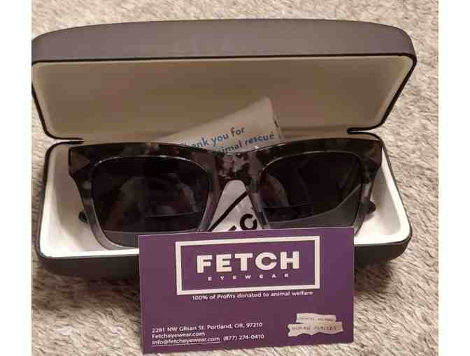 Fetch 'Jackie' Sunglasses in Ash Tortoise - Photo 1