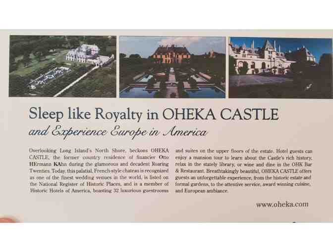 Sleep Like Royalty! Oheka Castle Gift Certificate - Photo 3