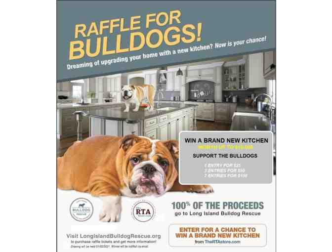 $10,000 solid wood KITCHEN raffle! 3 TICKETS - Photo 1