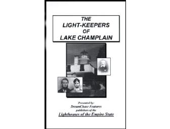 'Light Keepers of Lake Champlain' by David Cook