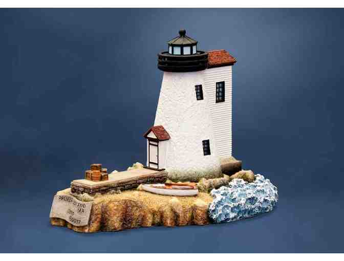 Limited Edition Palmer Island Lighthouse Replica by Harry Hine