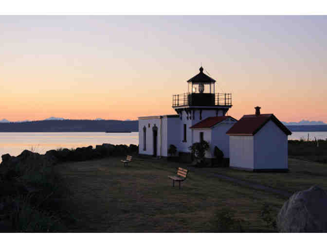 Point No Point Lighthouse - 2 Night Stay