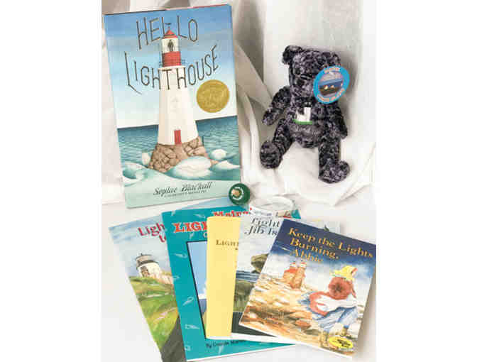 Lighthouses for Kids Gift Set