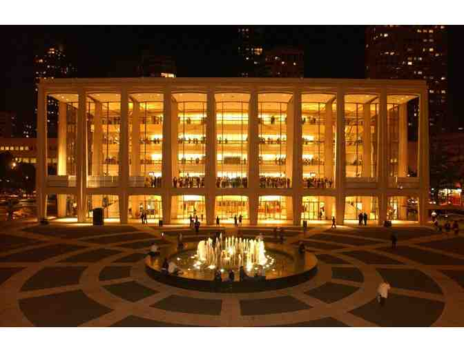 New York Philharmonic Tickets: Two Center Orchestra Seats