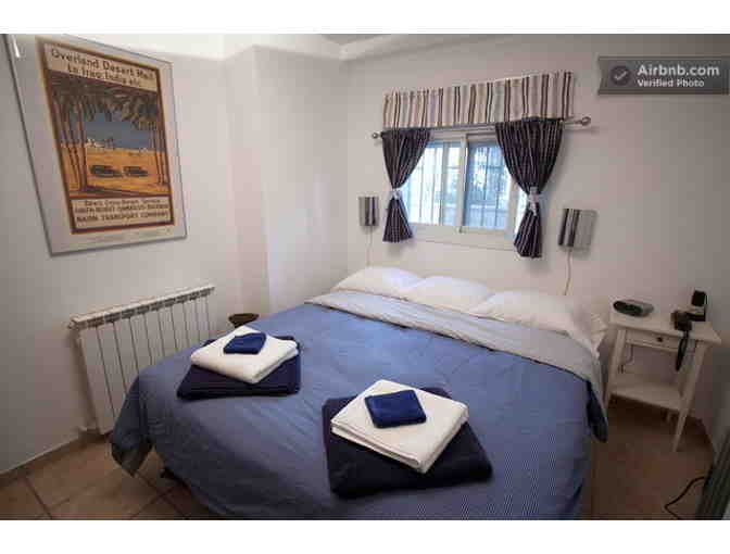 Jerusalem Holiday: 3 Nights in Baka Apartment and 1/2 Day Guided Tour