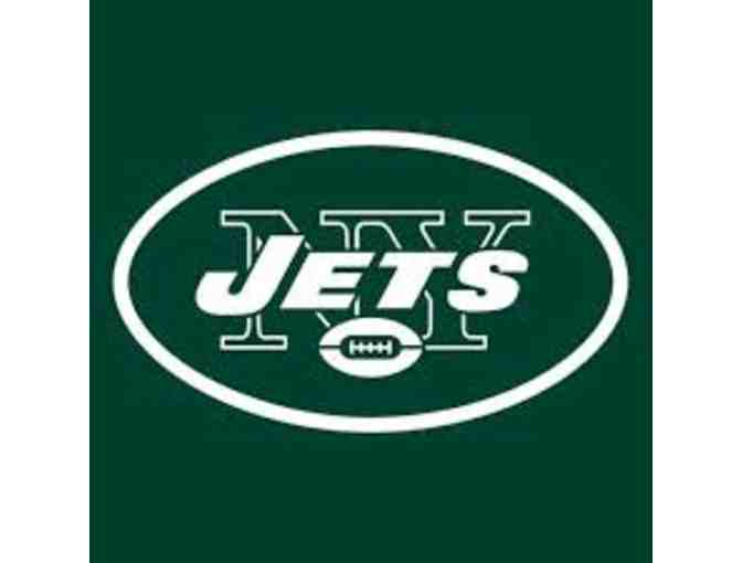 NY Jets Game: Four Tickets & Parking for Sunday, December 3rd