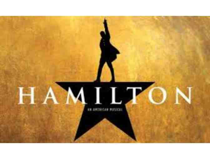 Hamilton on Broadway: Two Orchestra Seats for June 2018