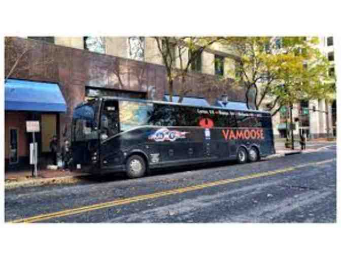 Vamoose Bus: Two Round-Trip Tickets Between NYC & MD/VA #2