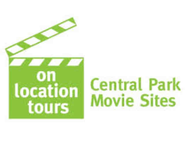 Central Park TV & Movie Sites: Walking Tour for Two