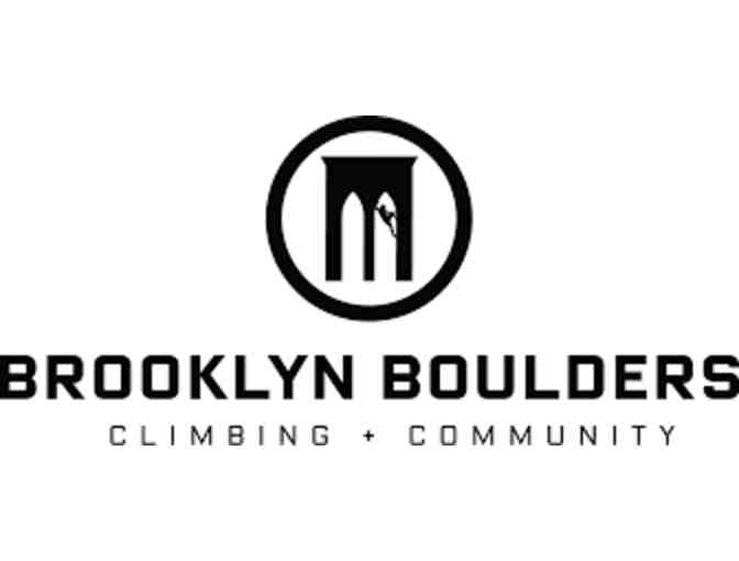 Brooklyn Boulders: Learn the Ropes Class For Two