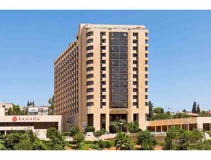 Ramada Jerusalem Hotel: 8-Day/7-Night Stay for Two with Breakfast