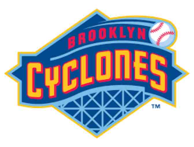 Brooklyn Cyclones: Four Box Seat Tickets
