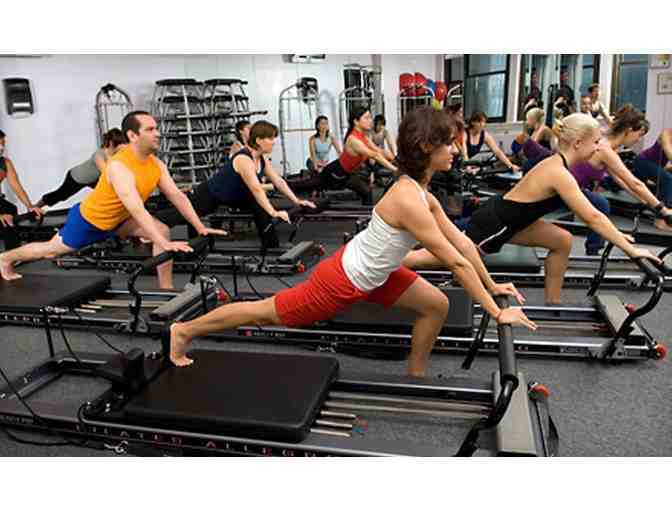 Pilates Reforming NY: Ten Pilates Reformer Classes
