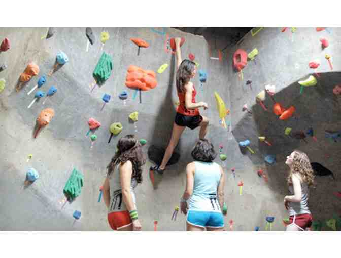 Brooklyn Boulders: Day Pass and Gear For Two - Photo 1