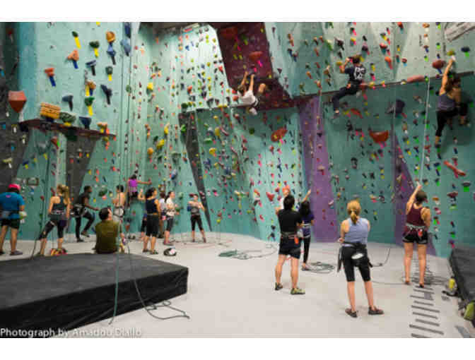 Brooklyn Boulders: Day Pass and Gear For Two - Photo 2
