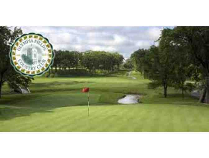 Escorted Round of Golf for 3 - Olympia Fields Country Club