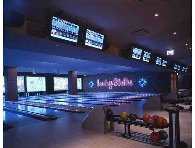 Bowling Party for 8