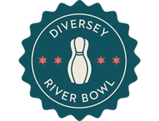 Bowl with 19 of Your Closest Friends at Diversey River Bowl