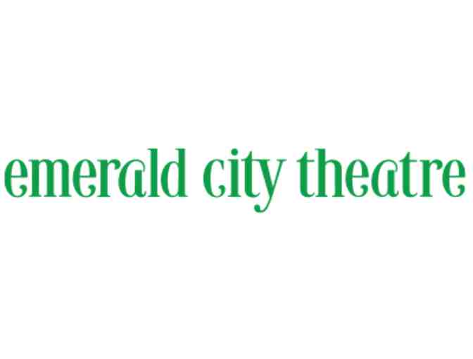 4 tickets to Emerald City Theatre's Corduroy