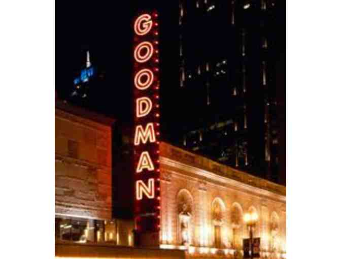 4 tickets to The Music Man - Goodman Theatre