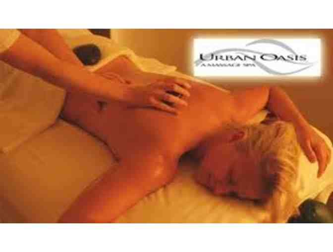 Urban Oasis - One Hour Massage