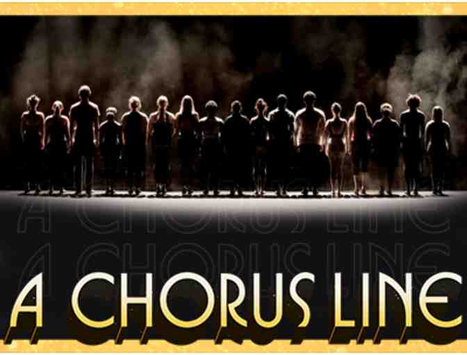 Porchlight Music Theatre- 2 tickets for  A Chorus Line