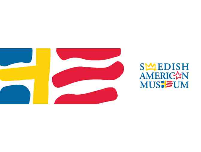 2 Family Passes to the Swedish American Musuem