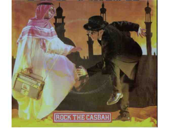 Rock the Casbah Party