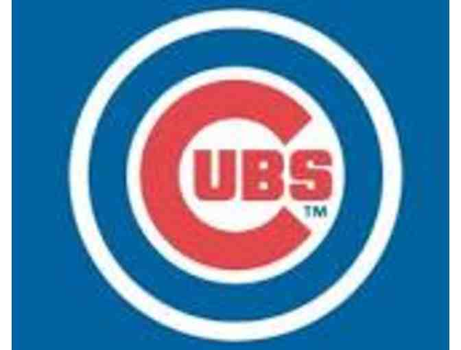 2  Chicago Cubs Tickets