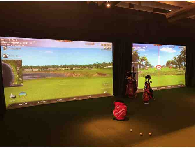 Midtown Golf Simulator with Lesson