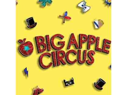 8 Tickets to the Big Apple Circus