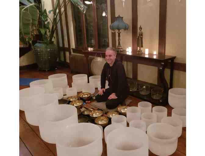 Sound Bath for 6 People at Granite Court Retreat in Chappaqua