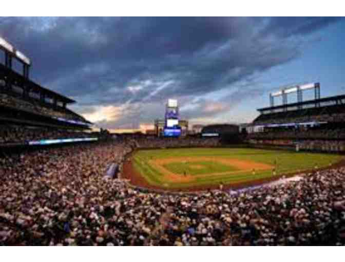 Take me out to the Ball Game! Rockies tickets & Lodo's Bar & Grill - Photo 1