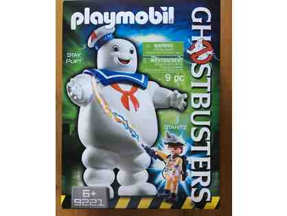 003. Ghostbusters Playmobil