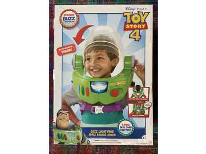 003. Toy Story 4 Buzz Lightyear Space Ranger Armor