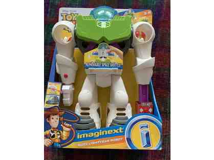 003. Toy Story 4 - Imaginext Buzz Lightyear Robot