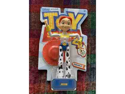 003. Toy Story 4 - posable Jessie