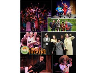 Exclusive 2013 All Access Package from Community Circle Theatre