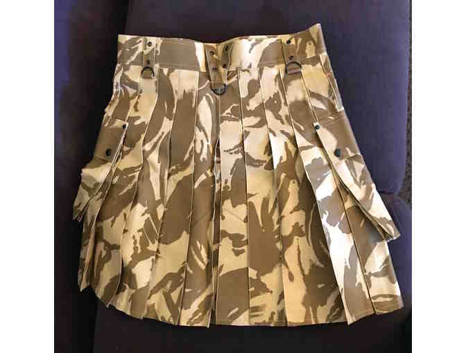 Royal Army Scottish Kilt