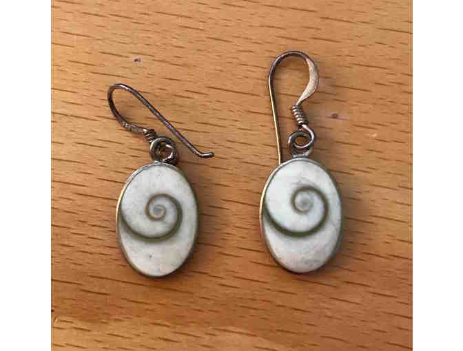 Petite Spiral Earrings