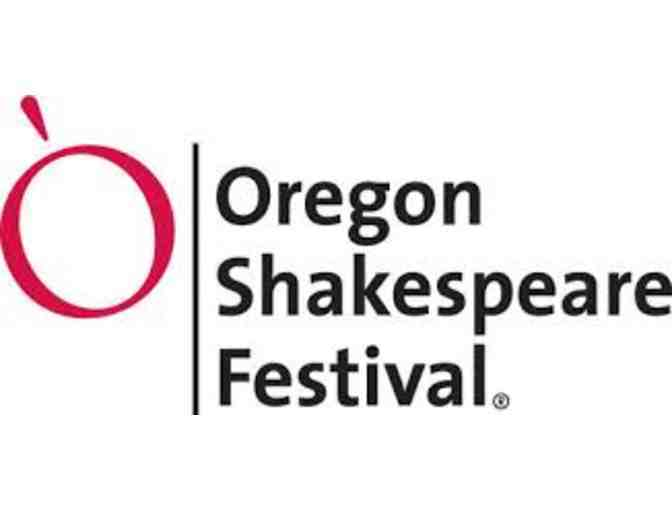 2 Tickets to the Oregon Shakespeare Festival