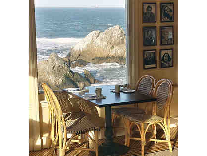 $75 Gift Card: Cliff House, San Francisco